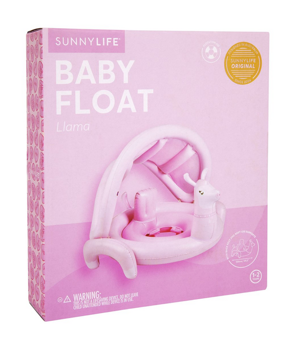 BABY FLOAT | LLAMA - Victoria's Toy Station