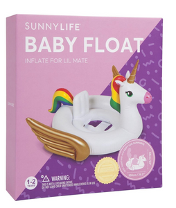Unicorn Baby Float - Victoria's Toy Station