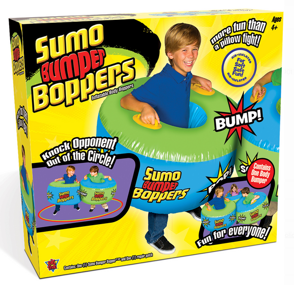 Sumo Bumper Boppers - Victoria's Toy Station