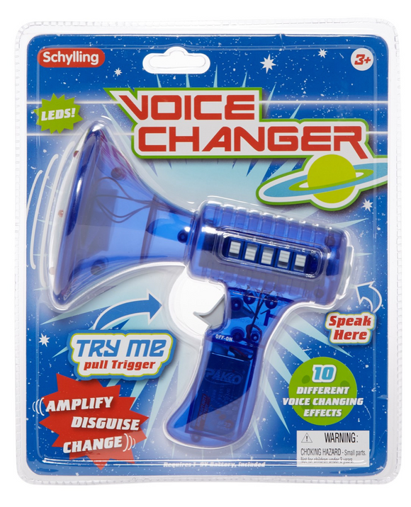 Voice Changer - Victoria's Toy Station