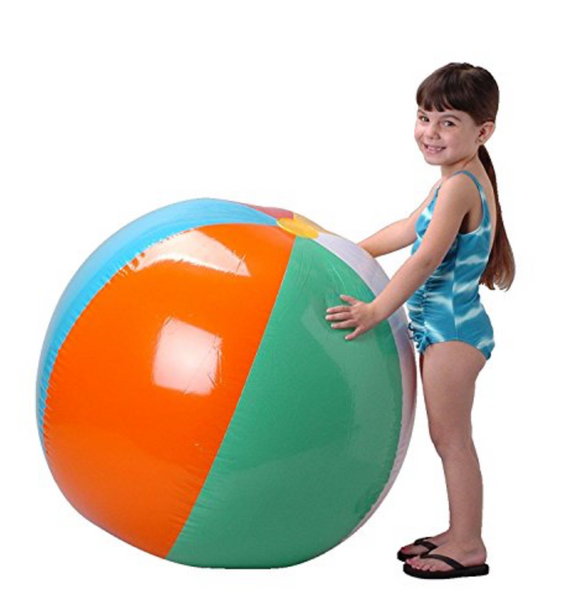 Giant Beach Ball - Victoria's Toy Station