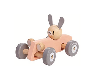 Bunny Racing Car - Victoria's Toy Station