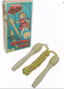 Retro Jump rope - Victoria's Toy Station
