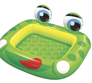 FROGGY BABY POOL - Victoria's Toy Station