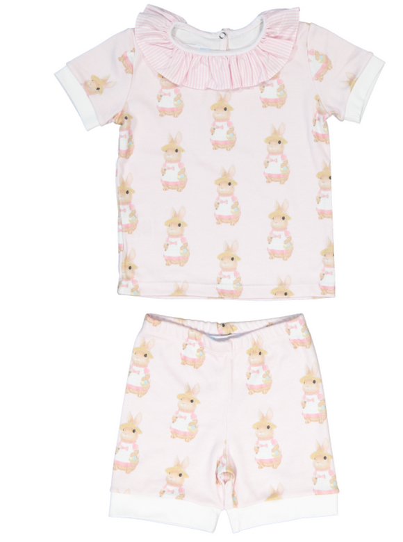 Mrs.. Bunny Jammies - Victoria's Toy Station