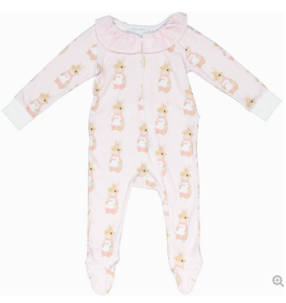 Mrs.. Bunny Baby Jammies - Victoria's Toy Station
