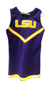 Purple LSU Jumper - Victoria's Toy Station