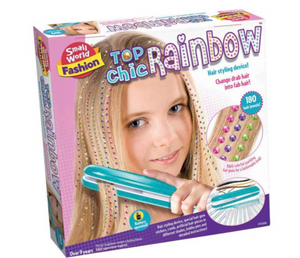 Top Chic Rainbow Hair Styler - Victoria's Toy Station