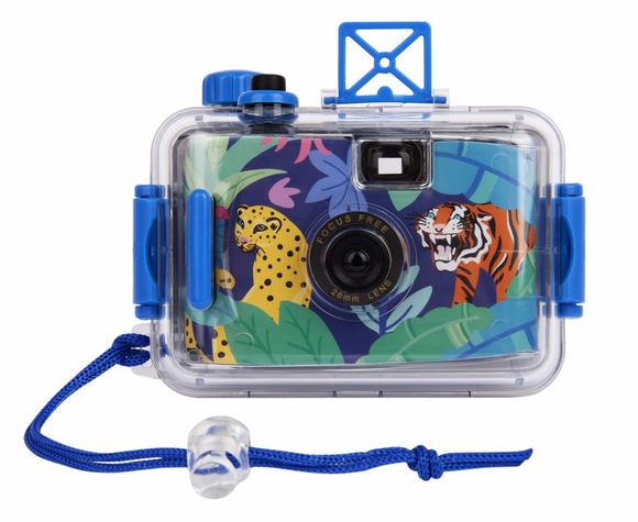 UNDERWATER CAMERA | JUNGLE