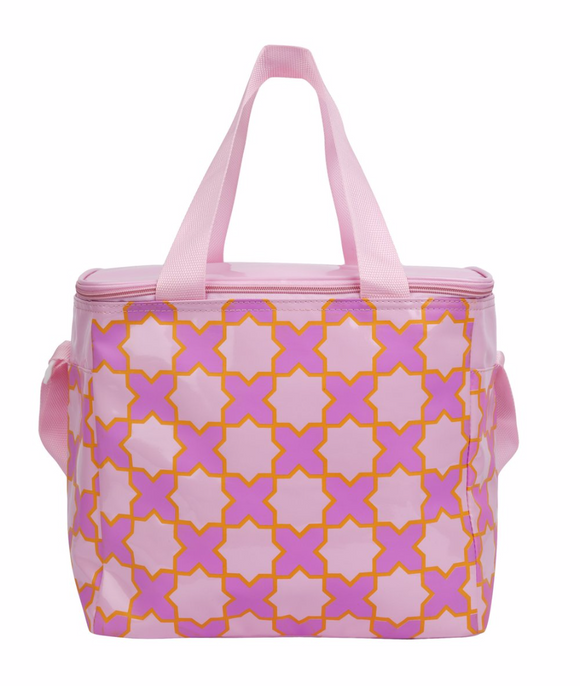 BEACH COOLER BAG LARGE | KASBAH