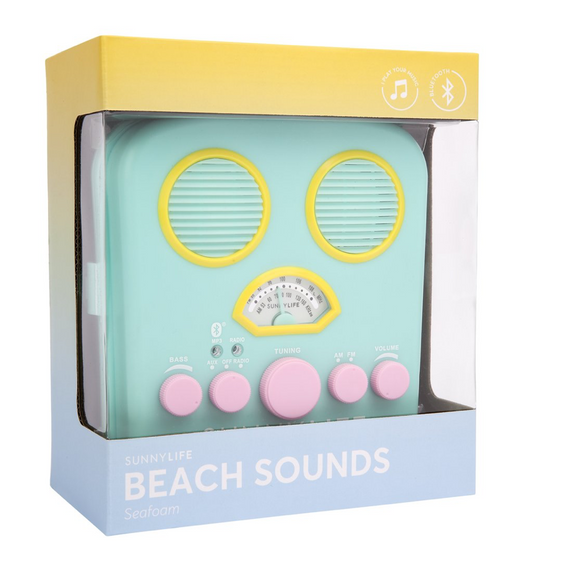 BEACH SOUNDS | SEAFOAM