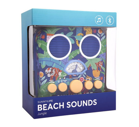 BEACH SOUNDS | JUNGLE