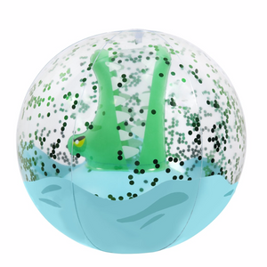 INFLATABLE BEACH BALL | 3D CROC
