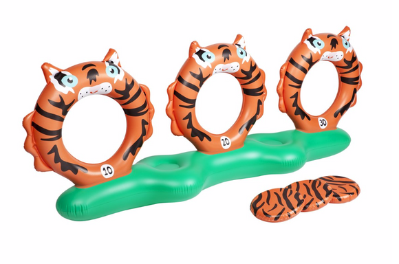 INFLATABLE FLYER GAME | TIGER