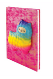 ALPACA RAINBOW SQUISH JOURNAL