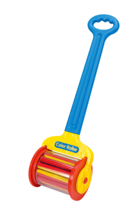 Color Roller Push Toy