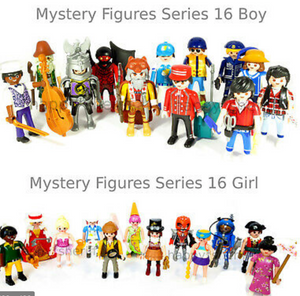 Playmobil Figures Series 16 Mystery Pack