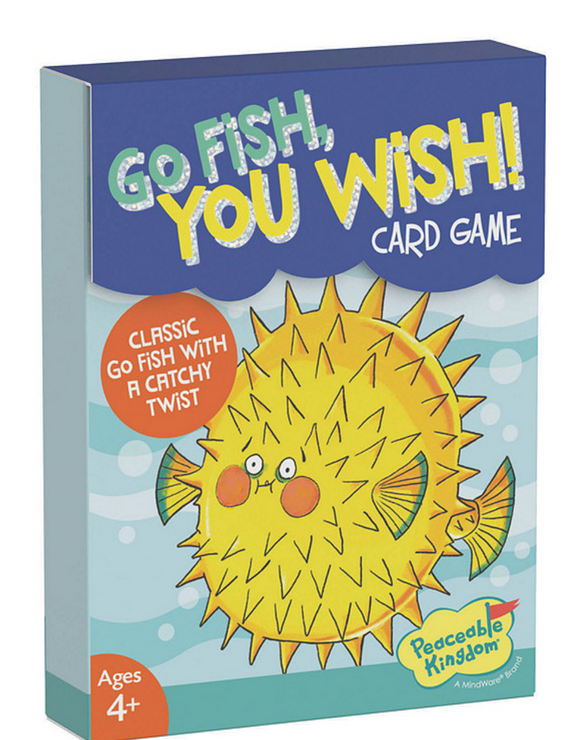 Go Fish You Wish