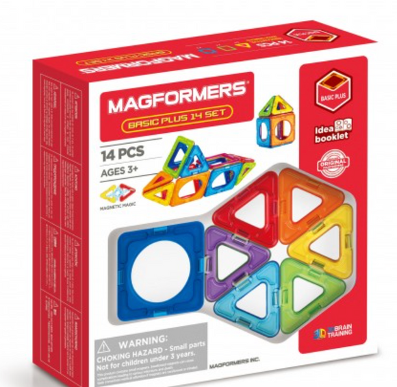 Magformers 14pc Set