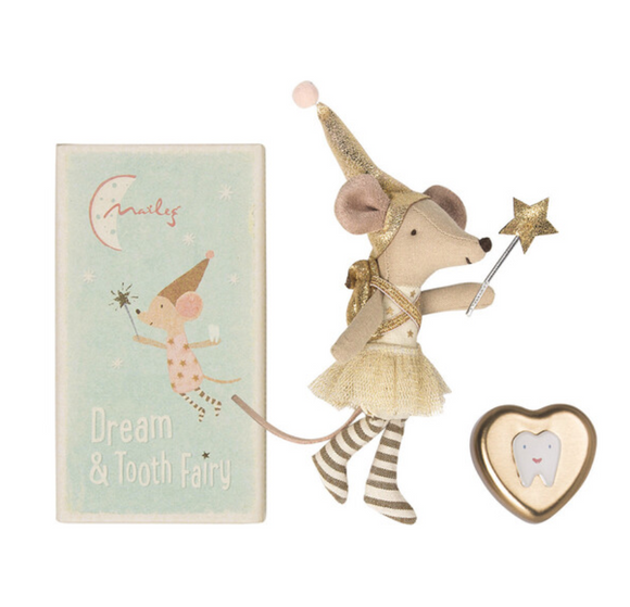 Big Sister Mouse Tooth Fairy