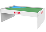 BRIO World Play Table - Wood Train Set Table and Multi. use