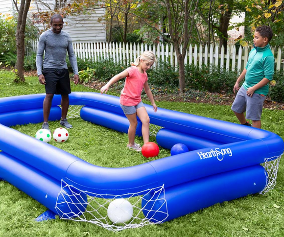 Inflatable Soccer Pool