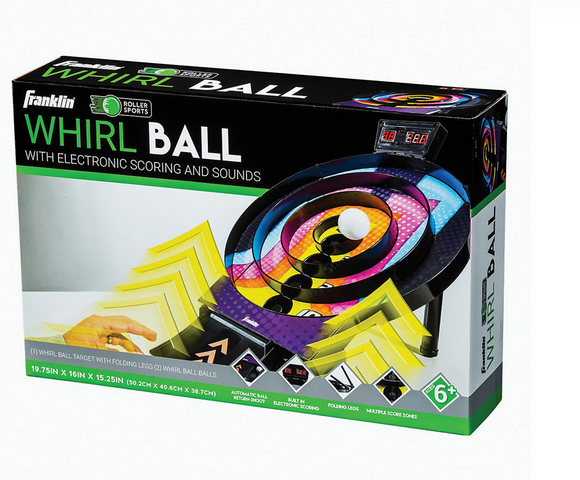 Whirl Ball Game