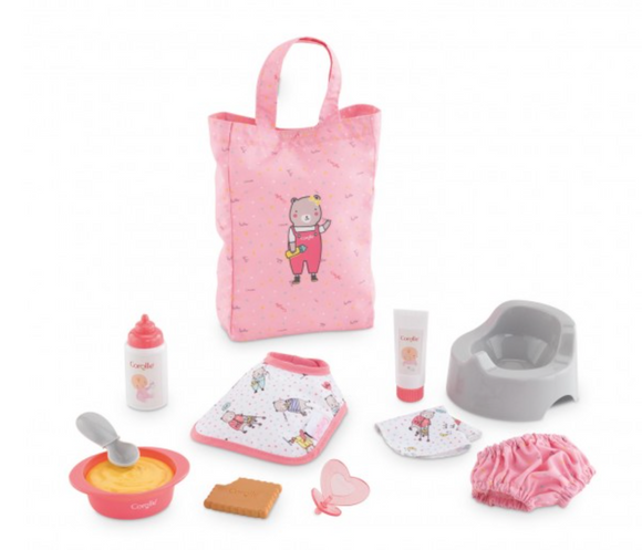 Large Accessories Set for 12-inch Baby Doll