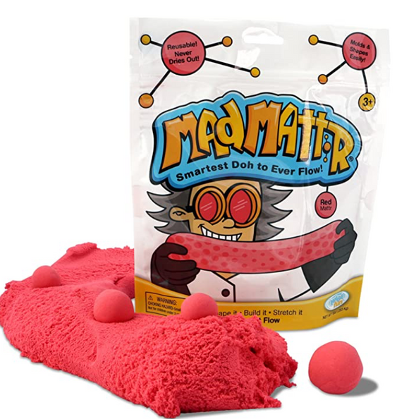 Mad Mattr Super-Soft Modelling Dough Compound \ Play