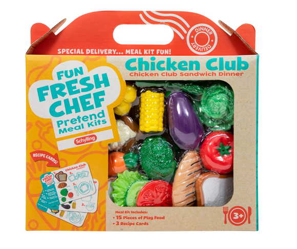 CHICKEN CLUB – FUN FRESH CHEF