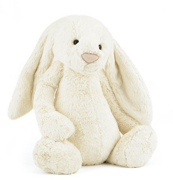 Bashful Cream Bunny (3 sizes)