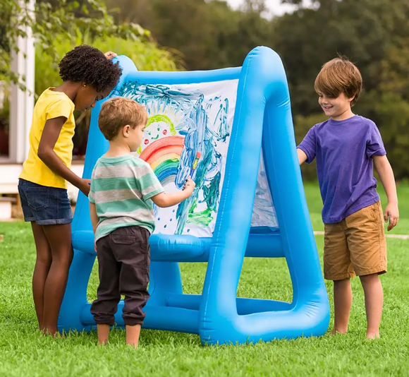 Double Sided Inflatable easel