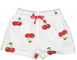 CHERRY ON SWIM TRUNK