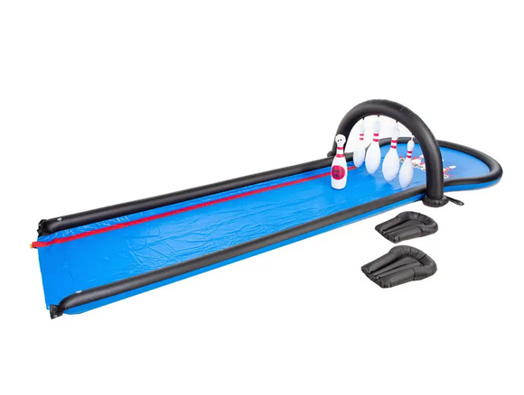 Strike Zone Bowling Water Slide