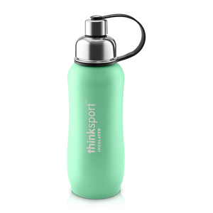 Insulated Sports Bottle - Mint Green 17 oz