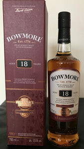 Bowmore 18 Year Old Vintner's Trilogy
