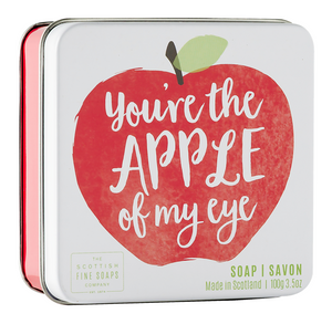 Apple of my Eye - Tin Soaps
