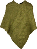 AWM Triangular Poncho B676