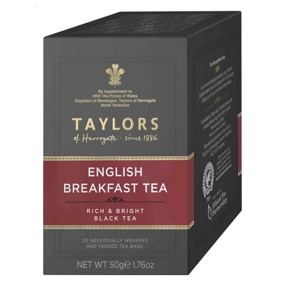 Taylors English Breakfast Beutel