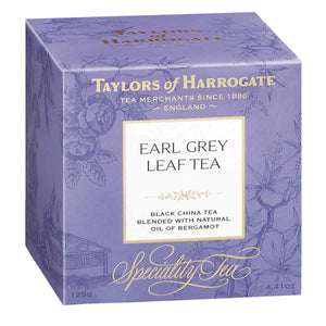 Taylors Earl Grey lose