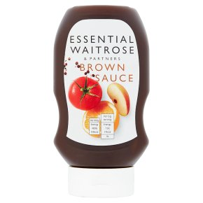 Waitrose Brown Sauce