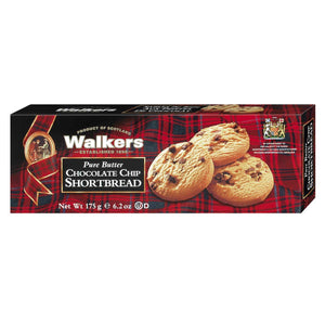 Walkers Shortbread Chocolate Chips