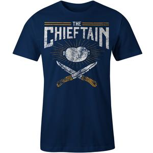 T-Shirt Urban Pirate Chieftain Dunkelblau