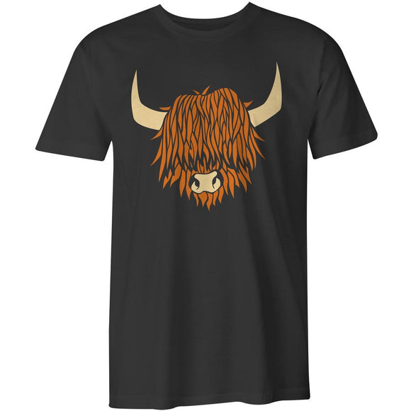 T-Shirt Urban Pirate Highland Kuh Ginger