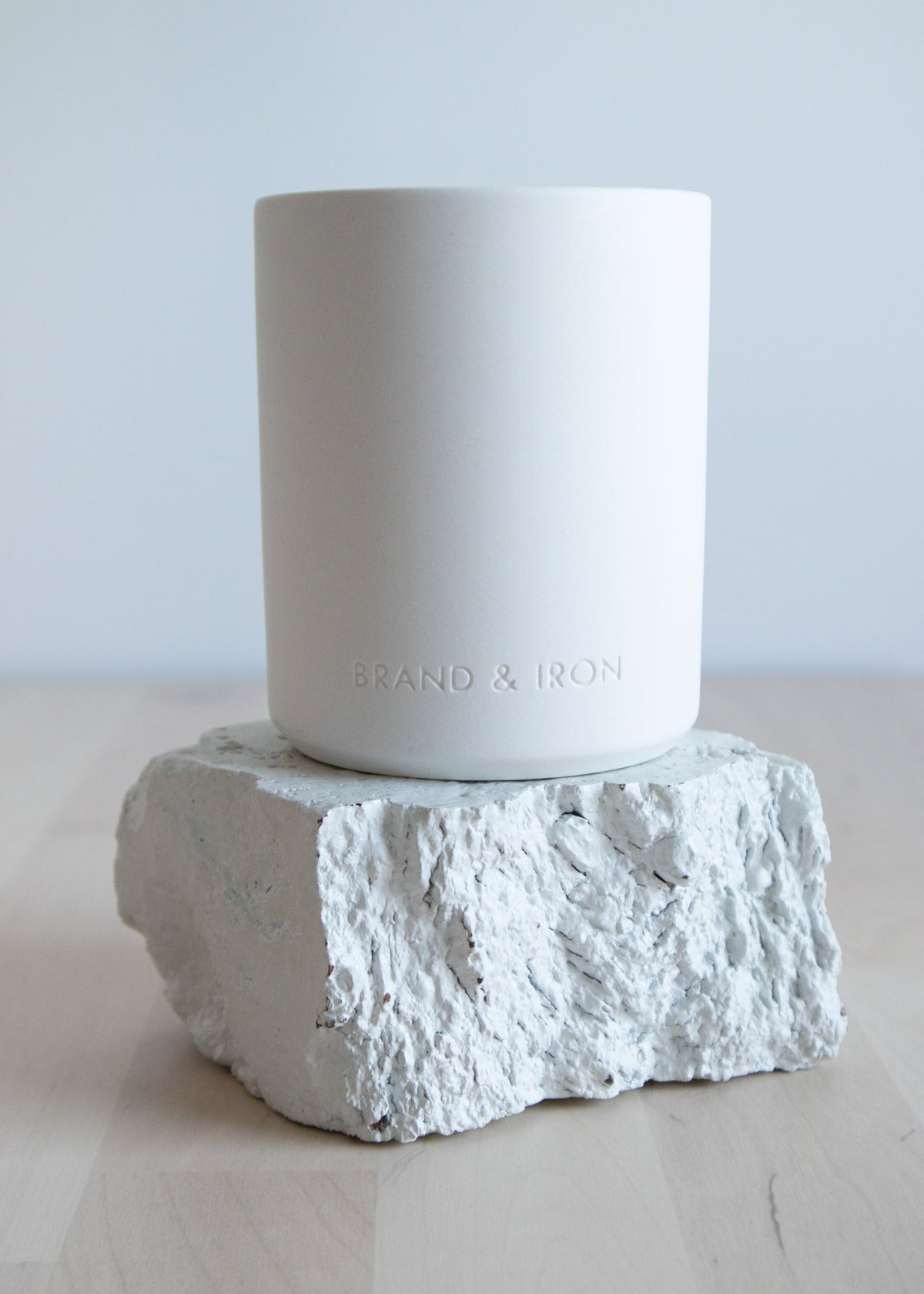 Halcyon Ceramic Candle