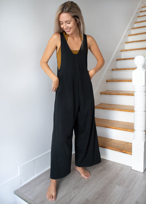 Tank Jumpsuit Coal