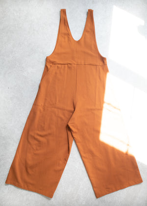 Load image into Gallery viewer, Tank Jumpsuit Pecan