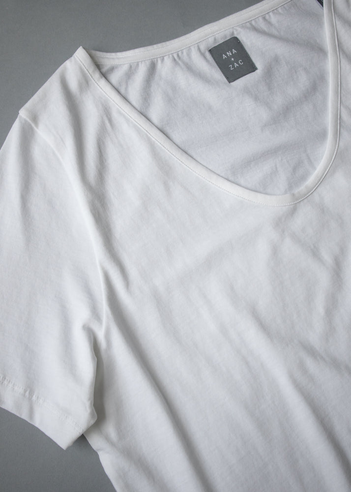 Load image into Gallery viewer, Basic Tee White