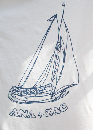 Load image into Gallery viewer, Classic Crew Sailboat