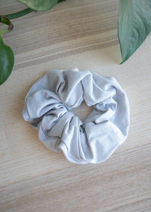 Load image into Gallery viewer, Small Scrunchie Quiet Grey